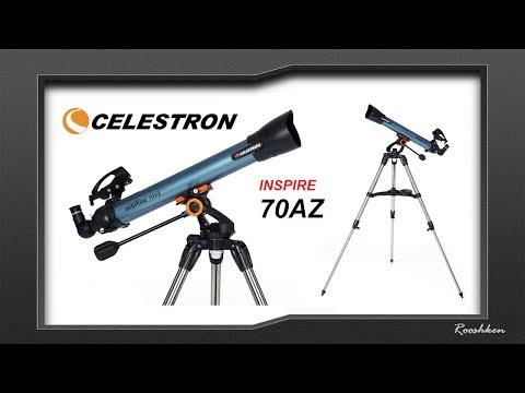 Видео jaki pierwszy teleskop