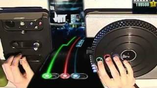DJ Shadow -Six Days (Remix Ft. Mos Def)- vs. D-Code -Annie_s Horn- (DJ Hero Expert 5-).flv
