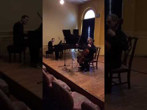 Johannes Brahms - 6 Songs for Cello and Piano