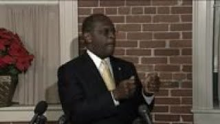 Herman Cain Treated For Covid-19 After Trump Rally