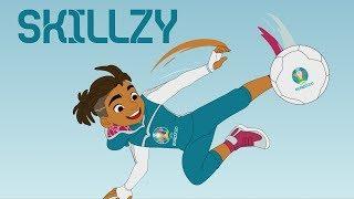 UEFA EURO 2020 – the Skillzy story! ⚽