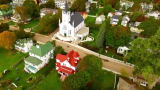 Mackinac Island - Phantom 3 Footage