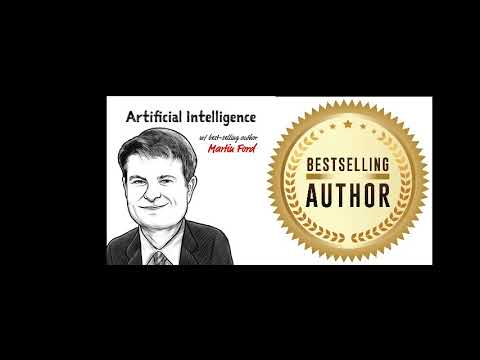 Artificial Intelligence vs The Rise of Robots w/Martin Ford