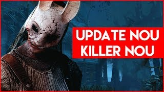 UPDATE NOU PE DEAD BY DAYLIGHT, KILLER NOU!