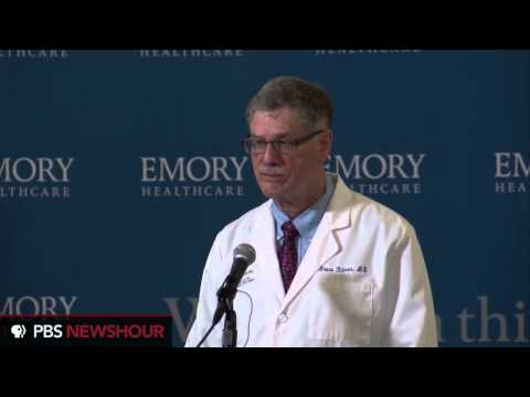 Emory University announces both U.S. patients stricken with Ebola released from hospital