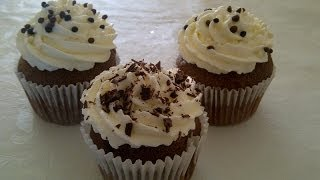 How To Make Delicious Chocolate Cupcakes? Low Fat!! Easy And Fast!!