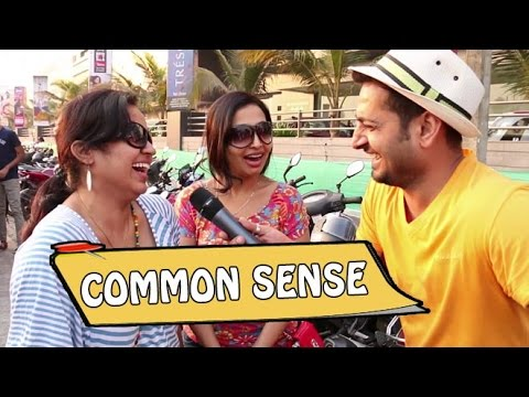 Mumbais Funny Common Sense Part 1 #BOB