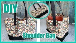 DIY| 숄더백 만들기| Shoulder Bag| 업그…