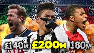 FOOTBALL DAILY | Paulo Dybala Will Be The First £200M Signing Because…| #SundayVibes
