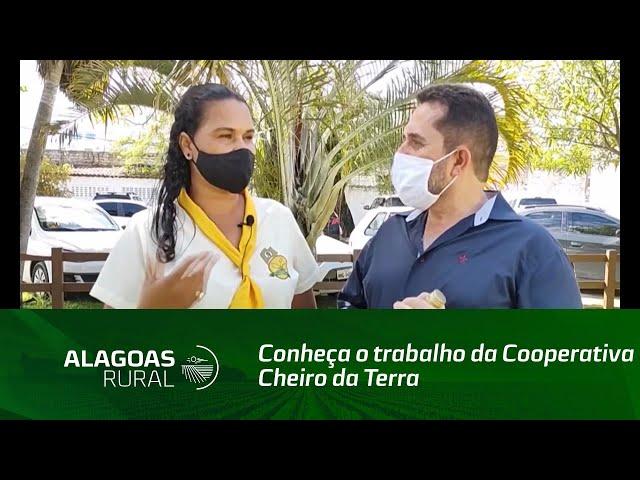 Conheça o trabalho da Cooperativa Cheiro da Terra