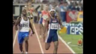 USAvGBvJamaica:4x400m. Relay,1997 World Championships,Athens