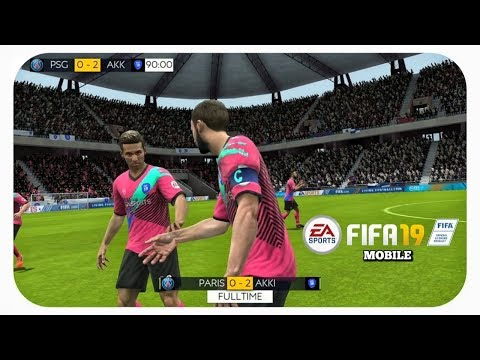 FIFA 19 MOBILE Beta Gameplay •All New engine • Pack Opening •