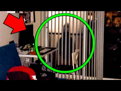 6 Spooky And Strange Pieces of Paranormal Footage!