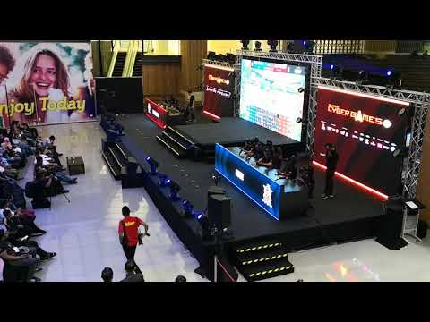 Cyber Gaming in Malaysia