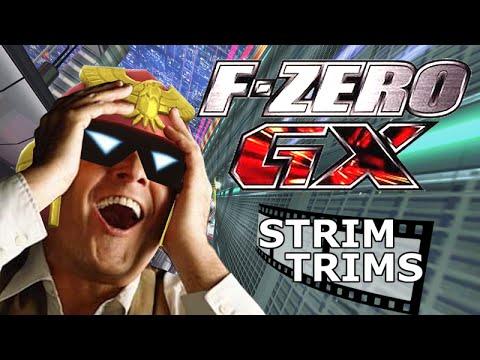 """Strim Trims - """"F-Zero GX"""" (STORY VERY HARD MODE)"""