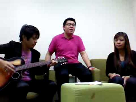 Acoustic Pop Medley - With Prynce of SavingRadio on guitar