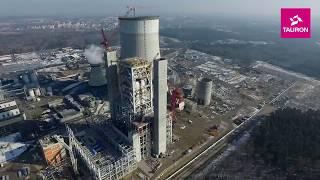 Budowa bloku węglowego 910 MW w Jaworznie