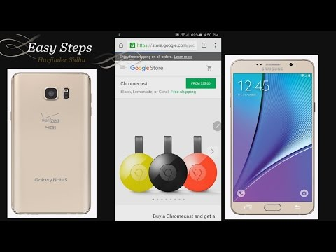 Samsung Galaxy Note 5 | How to fix No 4G LTE data | No Service | metroPCS APN settings