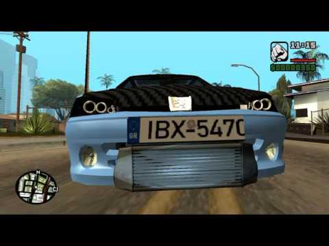 PEOGEOT 106 GTI - GTA SAN ANDREAS (DOWNLOAD)