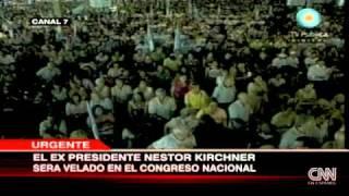 Impacto Politico De La Muerte De Nestor Kirchner - 2da Parte