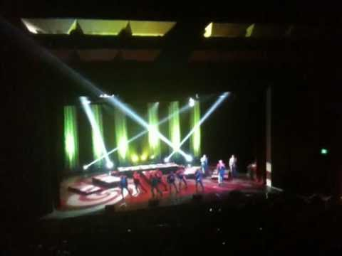 Straight No Chaser - You're A Mean One, Mr. Grinch -  Gallo Theater, Modesto, Dec. 3, 2012