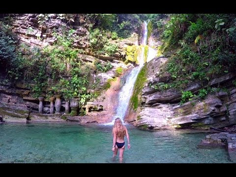 3 Months Central America Backpacking Trip GoPro Hero 5