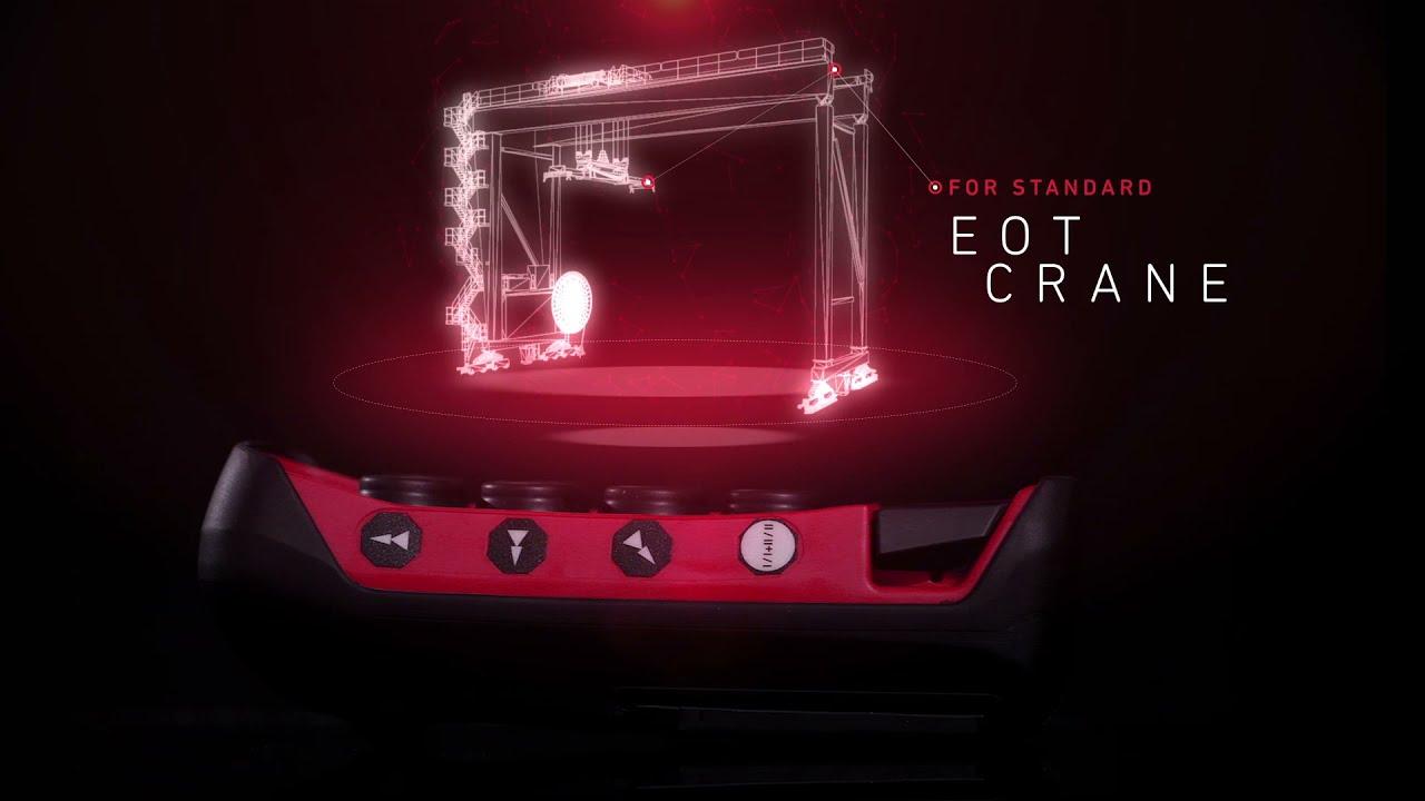 Ikore – The new handheld for standard EOT cranes