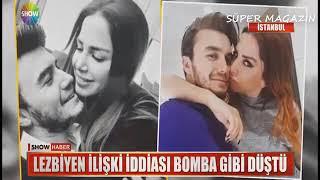 Mustafa Ceceli'nin Eski Eşi Sinem Gedik İntizar İle Lezbiyen İlişkisi İddiası