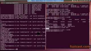 UNIX-1.8 ps, netstat, kill, pidof, fuser, awk commands (Video Tutorial)