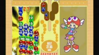 Puyo Pop Fever - Endless Fever Mode