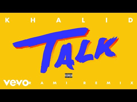 Khalid - Talk (Jarami Remix (Audio))