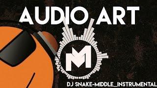 DJ Snake - Middle - Instrumental | mikemediallc