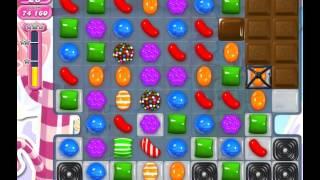 Candy Crush Saga Level 494 ★★★ No boosters