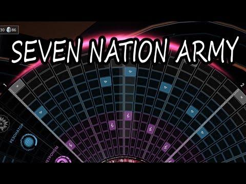 Warframe Mandachord - Seven Nation Army