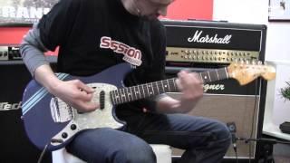 Fender Kurt Cobain Mustang LPB
