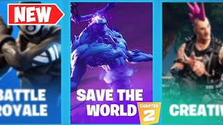 Fortnite STW Chapter 2 is FINALLY HERE!