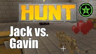 Minecraft HUNT - Jack vs. Gavin (Lion Tamer)
