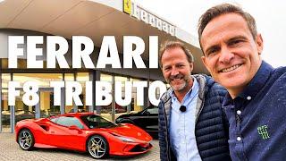 Ferrari F8 Tributo   720 PS   340 km/h   Matthias Malmedie