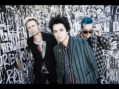 Green Day Revolution Radio Tour - Hamilton 2017