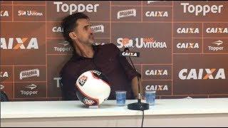 Coletiva de Mancini após empate com Atlético-GO