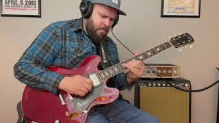 Slow blues with a Headstrong Amps Lil King S and the UAD Ox Box