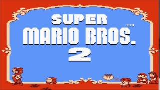 Super Mario Bros 2 – Title Theme (Acoustic Guitar & Bass)