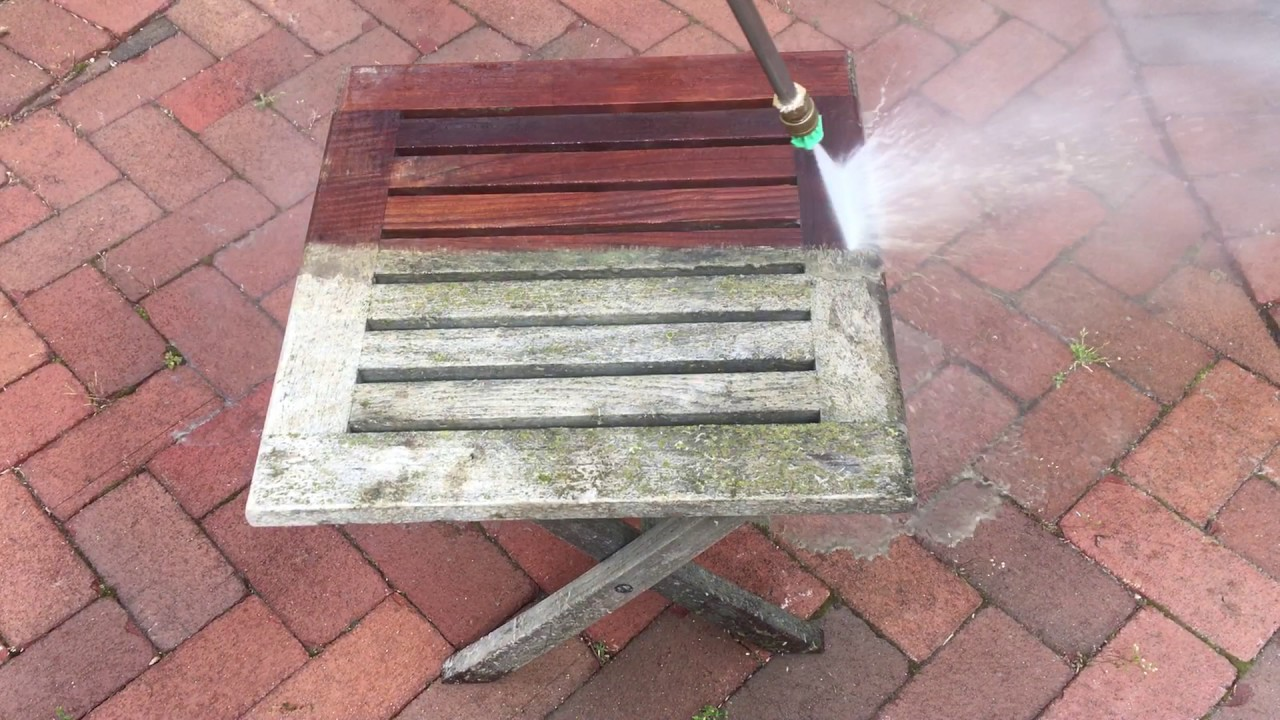 Cleaning Teak Furniture With No Damage