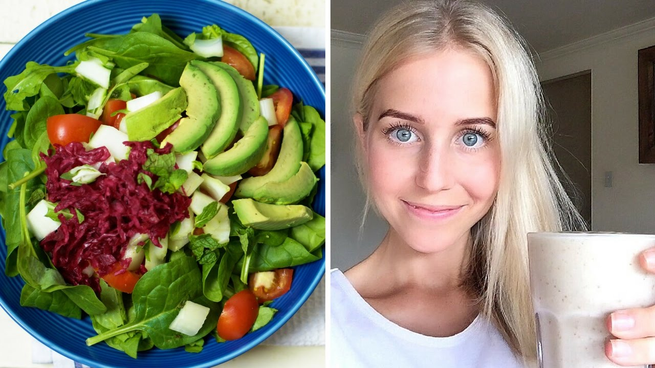 What I Eat For Clear Skin Bright Eyes Raw Vegan Youtube