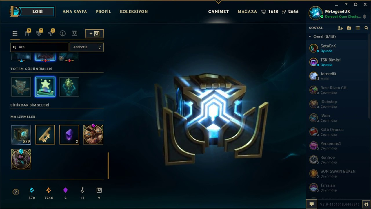 league of legends how to get champion shards