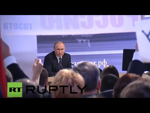 Russia: 'Very Good' - Putin Comments On Sports Minister Mutko's English Skills