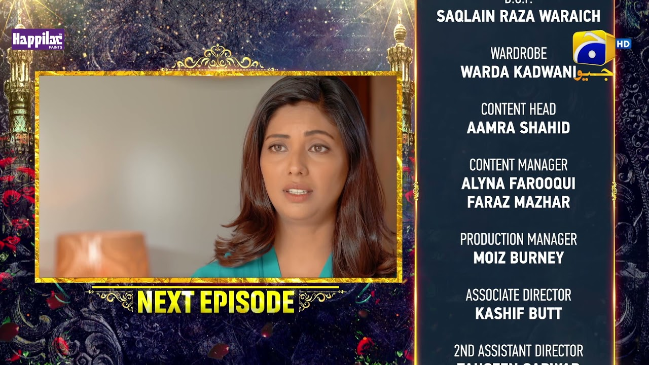 Download Khuda Aur Mohabbat - Season 3 - Ep 33 Teaser - Digitally Presented by Happilac Paints - 10th Sep 21
