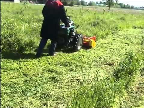 Trincia carli per piccoli motocoltivatori doovi for Bcs 602 con piatto taglia trincia erba