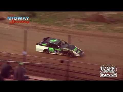 MIDWAY SPEEDWAY - B MODS - HEAT RACE - 8-2-19