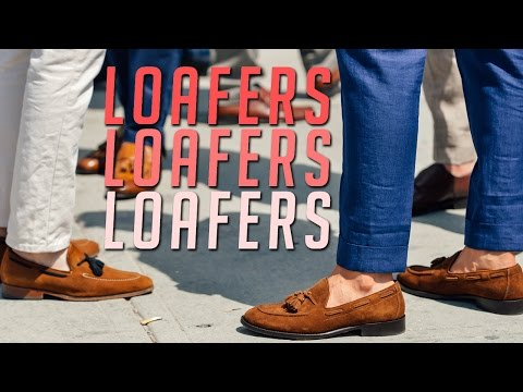 The Perfect Summer Shoe || The Loafer || Dress Better ||  Men's Fashion Lookbook || Gent's Lounge